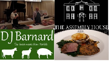 Lamb Masterclass and Farmers Markets